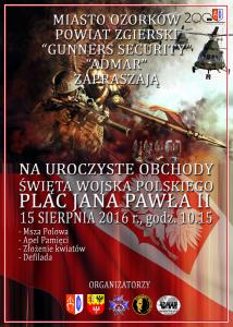 Plakat ŚWP
